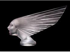 René Lalique motoring mascots head singleowner sale at
