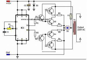build a 100 watt inverter circuit diagram With power inverter circuit diagram further circuit board wiring diagram in