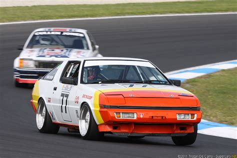 Mitsubishi Starion Turbo by 1982 Mitsubishi Starion Turbo Review Supercars Net