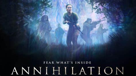 Annihilation  Poster Available Now!  Zay Zay Com
