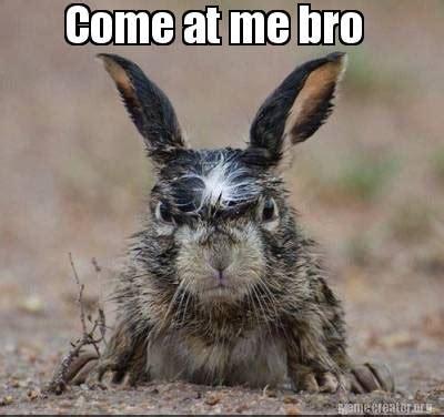 Come At Me Bro Meme Generator - meme creator funny come at me bro meme generator at memecreator org