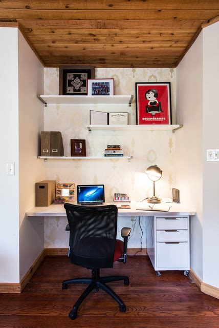 great home office shelving design  decor ideas