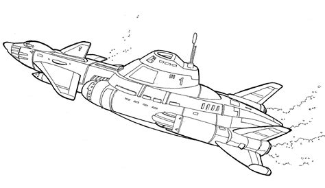 Submarine #21 (transportation)