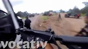 Body Cam Captures Moment Drug Cartel Ambushes Mexican