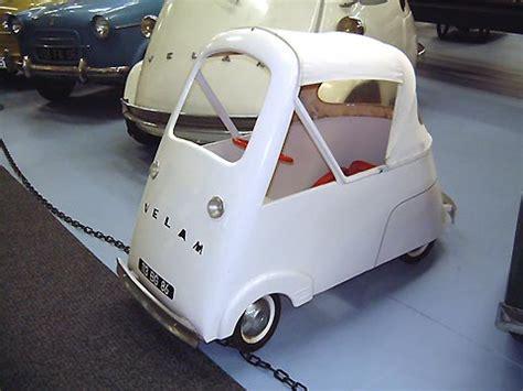 Isetta Velam Pedal Car