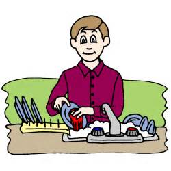 Washing Dishes Clipart Clean Dishes Clipart Clipart Suggest