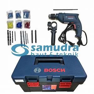 Jual Bosch Bor Listrik Gsb 550 Freedom Mata Bor Box Kotak