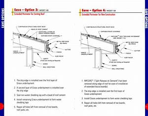 Wiring Diagram  7 Ice And Water Shield Installation Diagram