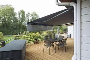 Store Pour Terrasse : store banne sur mesure stores de terrasse motoris s ~ Premium-room.com Idées de Décoration