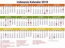 kalender 2018 versi indonesia newspicturesxyz