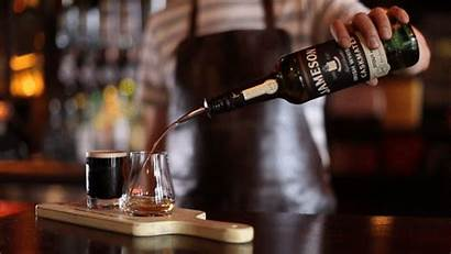 Beer Jameson St Stout Whiskey Caskmates Grill