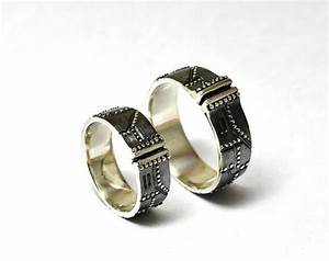 silver steampunk wedding rings quotrepeterendumquot 2597254 With steampunk wedding rings