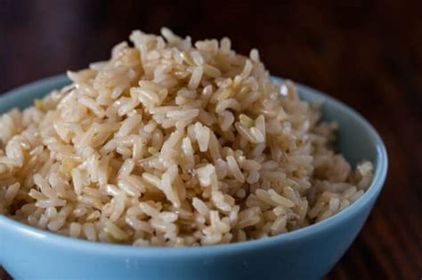 how to cook brown rice how to cook brown rice for health