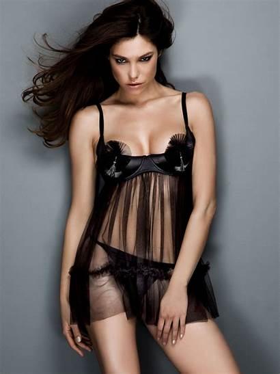 Lingerie Silvia Models Dimitrova Summers Ann Wearing