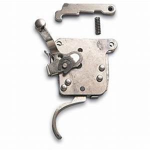 Remington U00ae 700 Trigger Assembly  Stainless Steel
