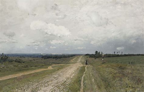 Outstanding Russian Painter Isaak Levitan   To Discover Russia