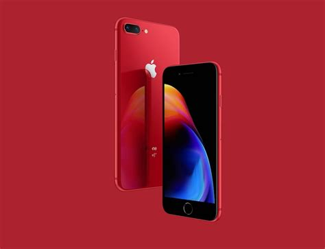 Iphone 8 (product)red Wallpaper  Hintergrundbild Als