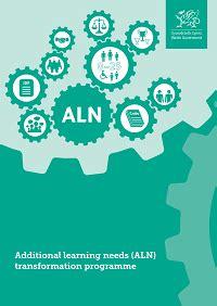additional learning  bill ndna cymru
