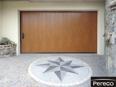 portoni sezionali dierre portoni in legno per garage gd58 187 regardsdefemmes