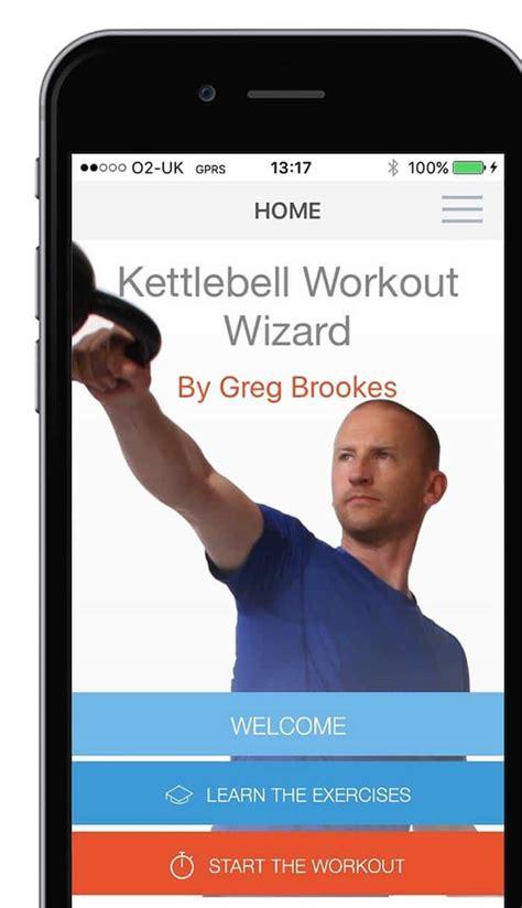 workout app kettlebell kettlbell wizard greg brookes hello kettlebellsworkouts