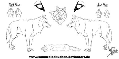 that fucking cat template free wolf template by samureibekuchen on deviantart