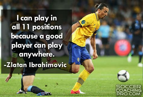 #1 when people questioned his skills. 571 Amazing Soccer Quotes