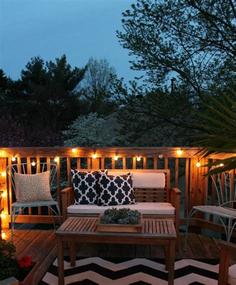 25 best ideas about outdoor deck decorating on