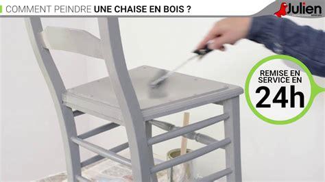 refaire une assise de chaise en bois comment peindre une chaise en bois peintures julien