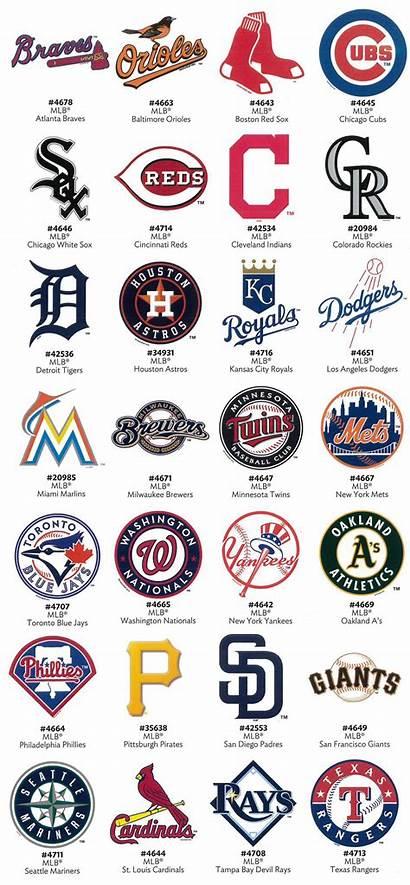 Baseball Team Logos Logodix Mlb Major League