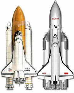 American vs Soviet Space Shuttle - Pics about space