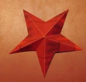 3d Stern Basteln 5 Zacken : 3d stern sehr einfach zu basteln basteln rund ums jahr ~ Lizthompson.info Haus und Dekorationen
