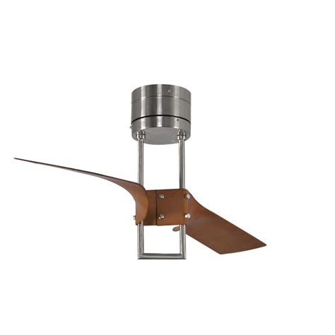ceiling fans with no blades shop harbor breeze revel island 52 in brushed nickel flush