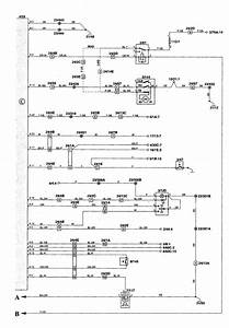 Volvo C70  1998 - 2004  - Wiring Diagrams - Convertible Top
