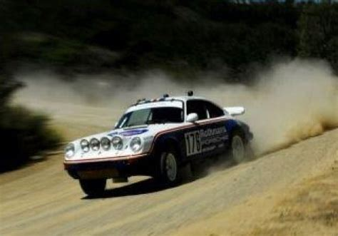 rothmans porsche rally build the team another rothmans 953 tribute bring a