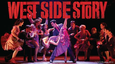 afternoon classics west side story pg  oswestrys community cinema event