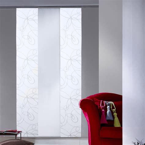 chaise haute cuisine alinea panneau japonais zig zag blanc h 250 x l 50 cm leroy
