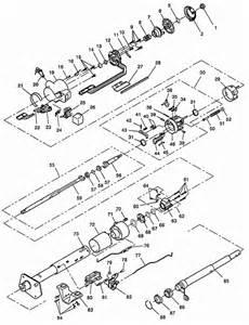 similiar 1989 silverado steering column diagram keywords switch wiring diagram on 76 chevy truck steering column diagram