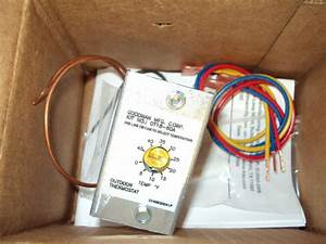 Goodman Ot18-60a Outdoor Heat Pump Thermostat Oem