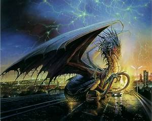 Im, U00e1genes, De, Dragones, Fantasticos