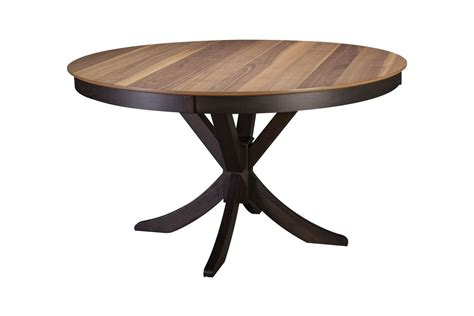 round dining table for 4 turner round dining table 4 side chairs at gardner white