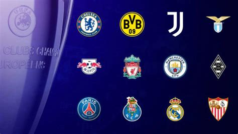 Manchester city, the ninth english club to reach the final, are aiming. Champions League 2020 - 2021: Sorteo Champions League ...