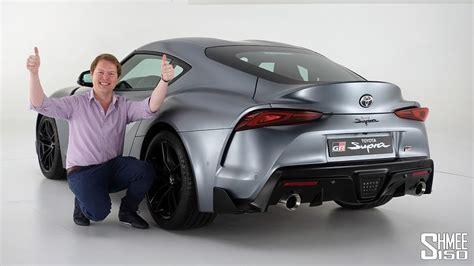 I've Bought A New Toyota Gr Supra!