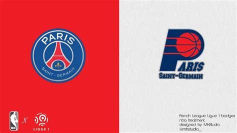Image : Un designer a imaginé le logo du PSG façon NBA ...