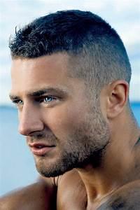 Coupe De Cheveux Homme Tendance : coupe de cheveux homme court dans la tendance ~ Dallasstarsshop.com Idées de Décoration