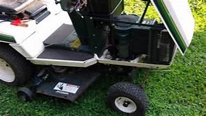 Bolens Suburban Lawnmower Atv Project