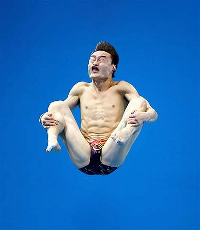 Faces Diver Olympic Funny Funniest Ever Sharejunkies