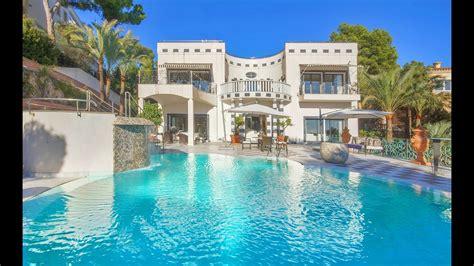 Magnificent super luxury villa with amazing sea and golf ...