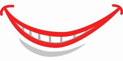 Smile Pixabay Mouth Lips Grin Close Vector