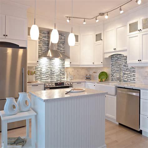 cuisine armoires blanches cuisines beauregard cuisine réalisation 280 cuisine
