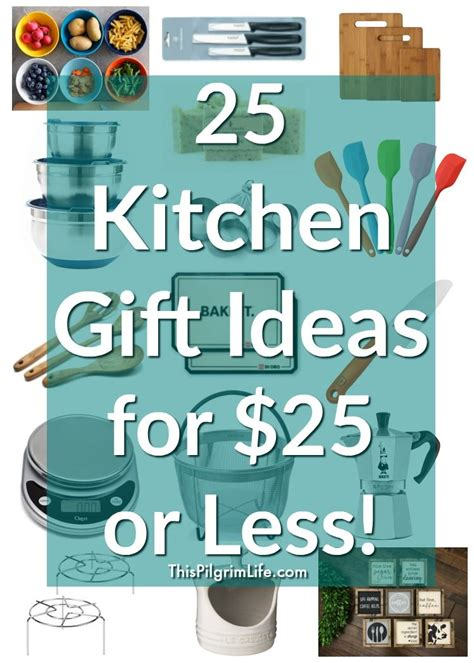 Kitchen Gifts For Home Chef by 25 Kitchen Gift Ideas For 25 Or Less Gift Ideas Gifts